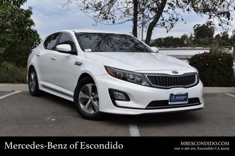Pre-Owned 2015 Kia Optima Hybrid Base