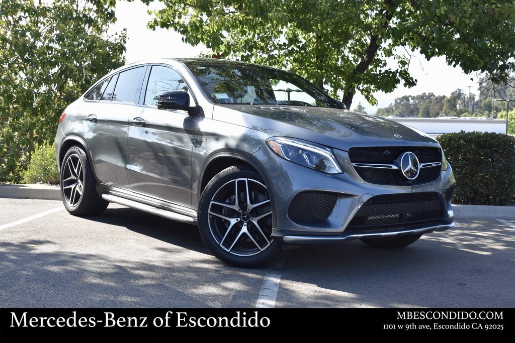 Pre-Owned 2019 Mercedes-Benz AMG® GLE 43 Coupe 4MATIC® Coupe
