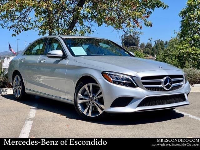 Pre-Owned 2020 Mercedes-Benz C 300 RWD SEDAN