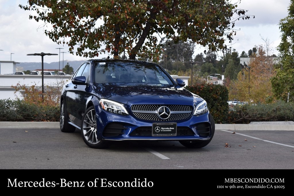 New 2019 Mercedes-Benz C 300 Sport RWD SEDAN