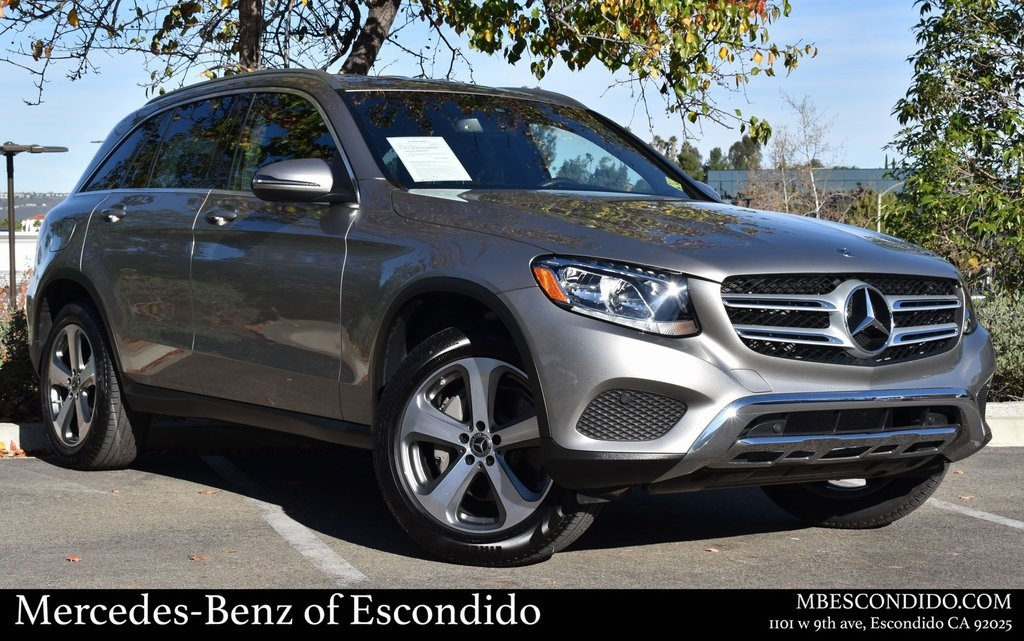 Pre-Owned 2019 Mercedes-Benz GLC 300 RWD SUV