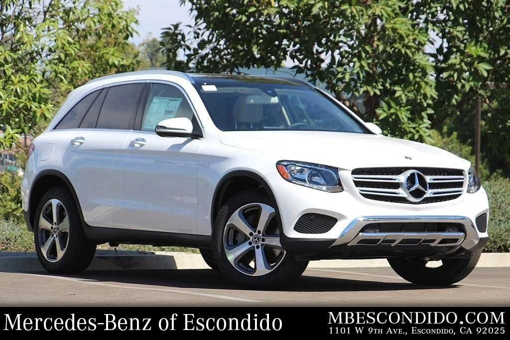 new 2019 mercedes-benz glc glc 300 suv in escondido #kv126806