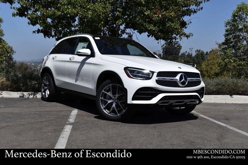New 2020 Mercedes Benz Glc 300 Rwd Suv