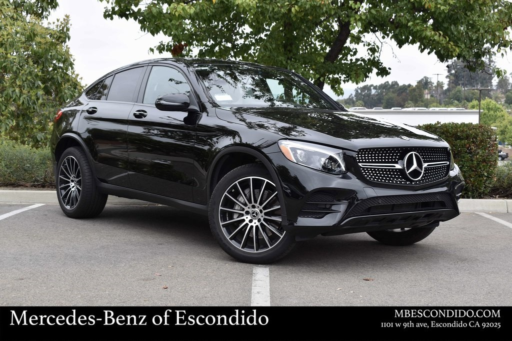 Pre-Owned 2019 Mercedes-Benz GLC 300 4MATIC® COUPE