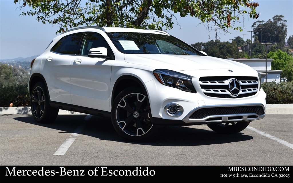 Pre-Owned 2020 Mercedes-Benz GLA 250 FWD SUV