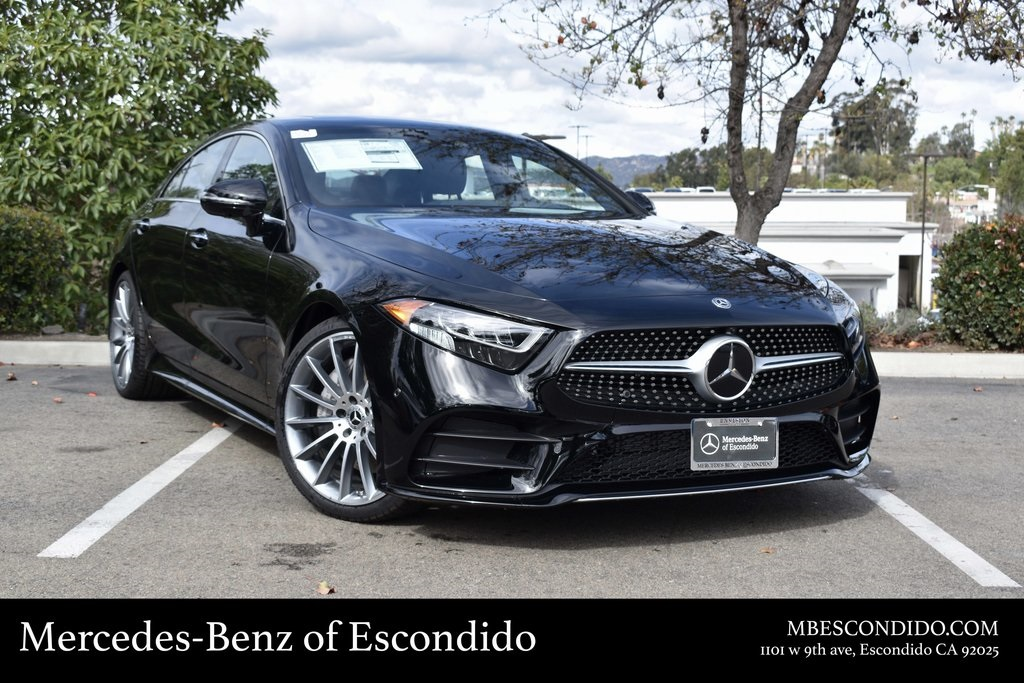 New 2019 Mercedes-Benz CLS 450 RWD Coupe