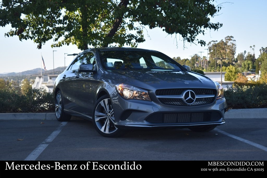 Pre-Owned 2019 Mercedes-Benz CLA 250 FWD Coupe