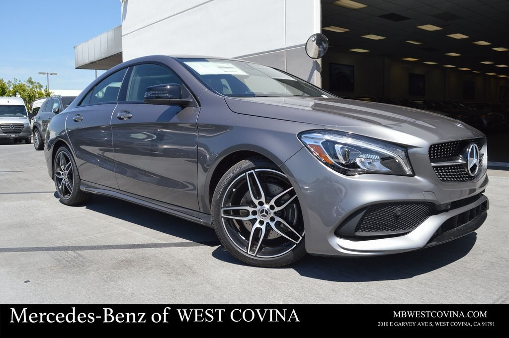 Mercedes Benz Cla >> New 2019 Mercedes Benz Cla 250 Fwd Coupe