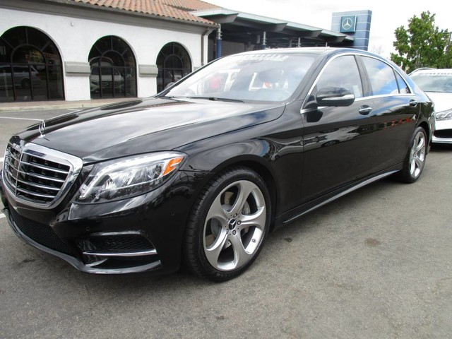 certified pre owned 2015 mercedes benz s class s 550v