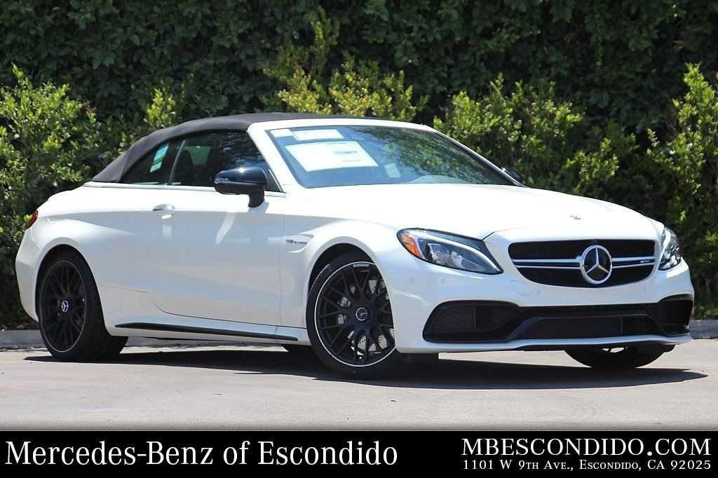 New 2018 Mercedes Benz C Cl Amg 63 Cabriolet