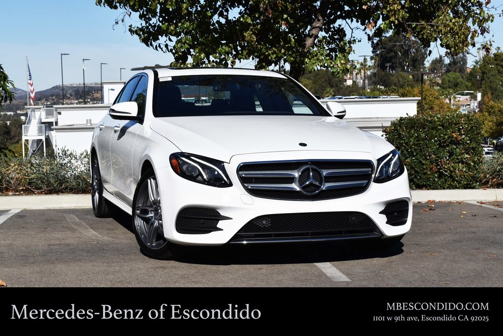 New 2019 Mercedes-Benz E 300 RWD SEDAN