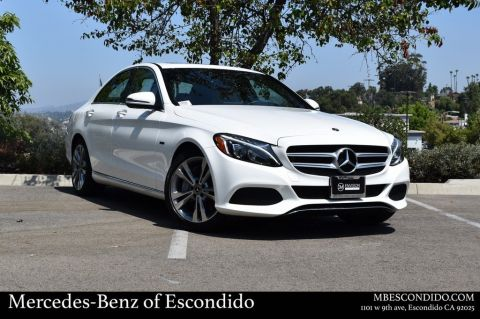 Certified Pre-Owned 2018 Mercedes-Benz C-Class C 350