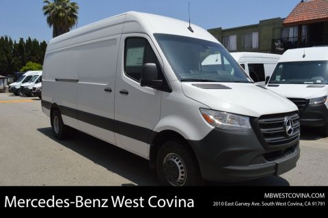 New 2019 Mercedes-Benz SPRINTER 3500 CARGO