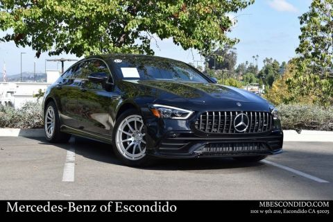 Certified Pre-Owned 2019 Mercedes-Benz GT AMG® GT C 53