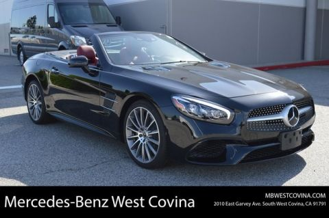 New 2019 Mercedes-Benz SL SL 550