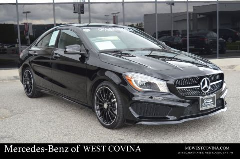 Pre-Owned 2016 Mercedes-Benz CLA CLA 250 Sport