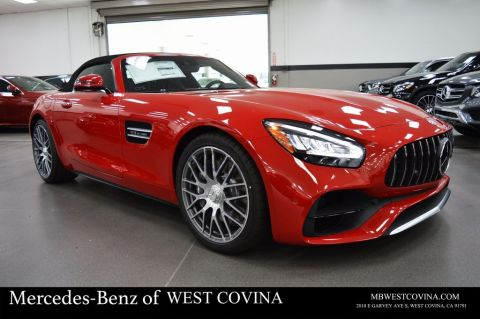 New 2020 Mercedes-Benz AMG® GT Base