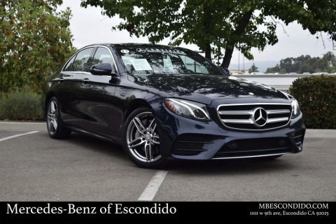 Certified Pre-Owned 2017 Mercedes-Benz E-Class E 300
